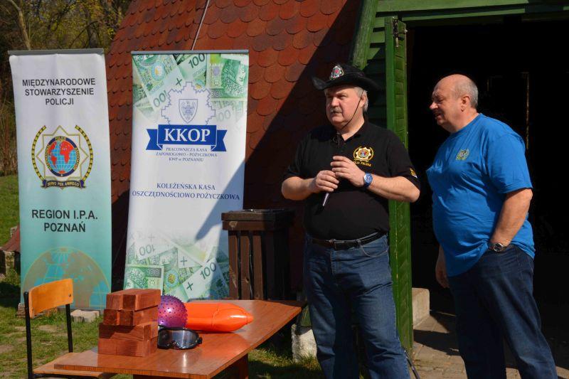 PIKNIK IPA I KKOP przy KWP w Poznaniu